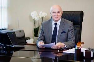 Prezes ARiMR Andrzej Gross
